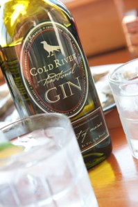 cold river gin