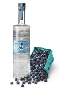 cold river vodka blue