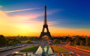 Eiffel-Tower-Paris-France for auction