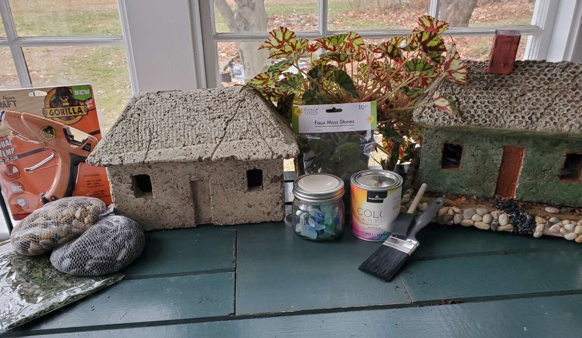 auction fairy house